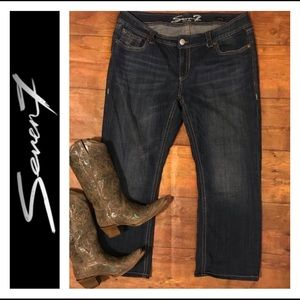 🍂Seven7 Luxe Bootcut  Jeans Size 20 🍂